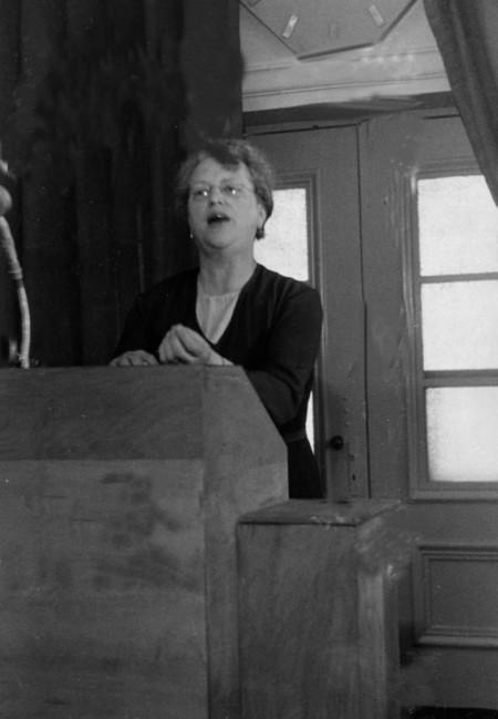 Rosa Helfers (Delegierte aus Hameln)