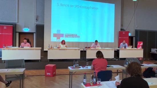 Bild von der Kreiswahlkonferenz
