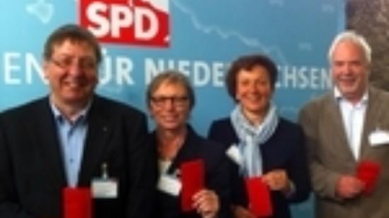 Bezirksparteitag 2.6.2012